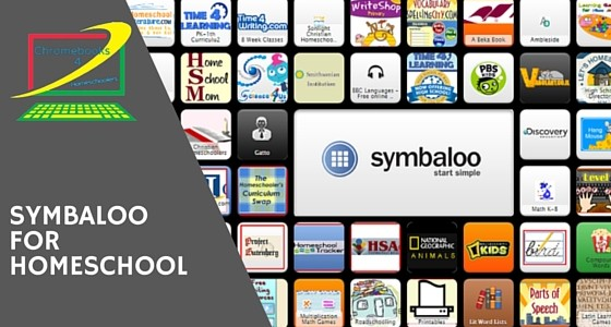Symbaloo for Homeschool